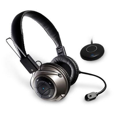 Micro-casque Creative HS-1200 Casque-micro sans fil gaming (technologie X-Fi)