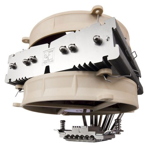 Ventilateur processeur Noctua NH-C14 Noctua NH-C14 (pour sockets 775/1150/1151/1155/1156/1366/AM2/AM2+/AM3)
