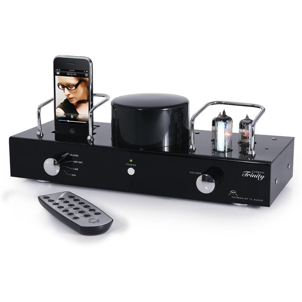 fatman carbon trinity hybrid valve amplifier. Black Bedroom Furniture Sets. Home Design Ideas