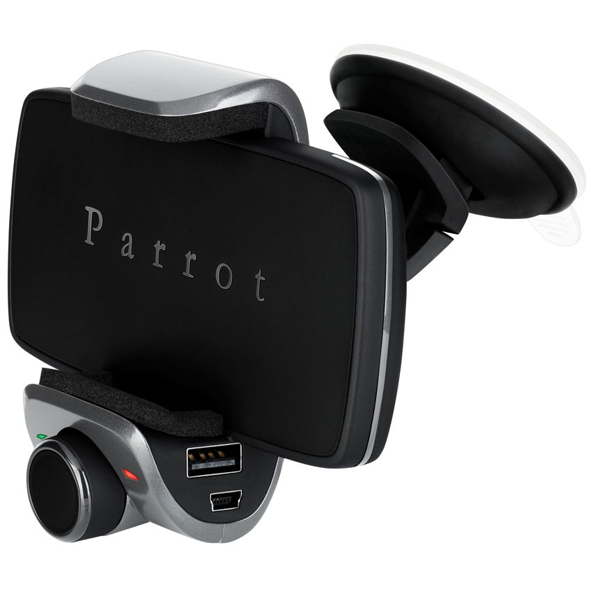 parrot minikit smart support mains libres bluetooth accessoires iphone parrot sur. Black Bedroom Furniture Sets. Home Design Ideas