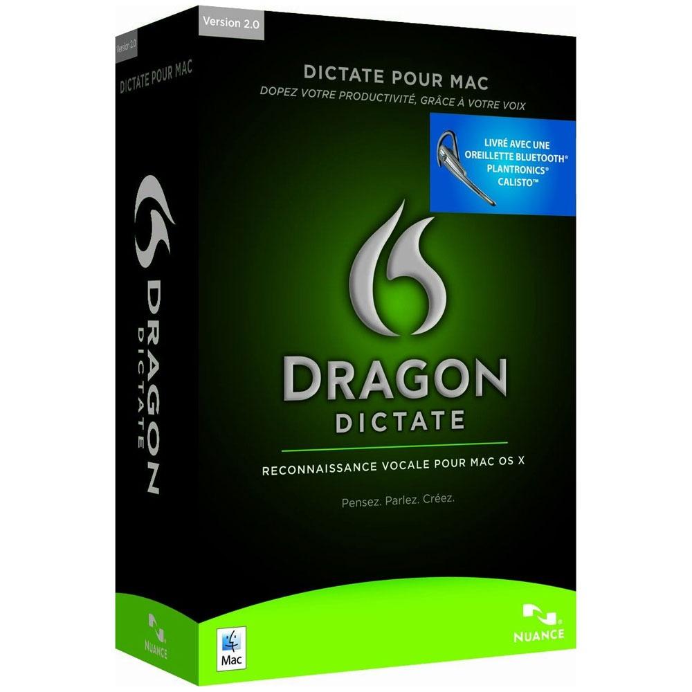nuance dragon dictate 2 wireless logiciel bureautique nuance sur. Black Bedroom Furniture Sets. Home Design Ideas