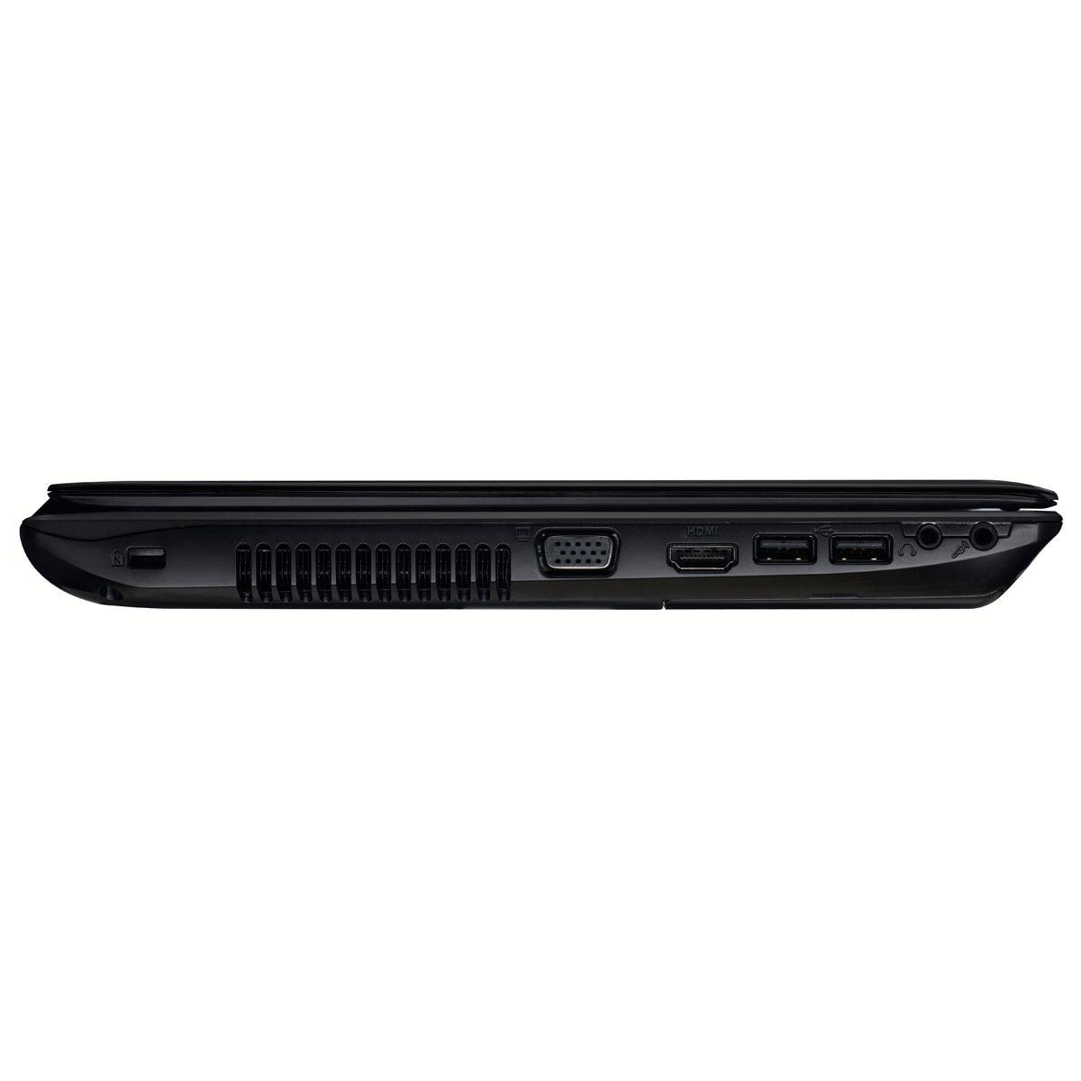 """PC portable ASUS U30Jc-QX151X ASUS U30Jc-QX151X - Intel Core i3-370M 4 Go 320 Go 13.3"""" LED NVIDIA GeForce 310M Graveur DVD Wi-Fi N/Bluetooth Webcam Windows 7 Professionnel 64 bits (garantie constructeur 2 ans)"""