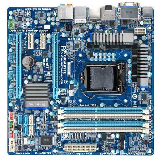 gigabyte ga h67ma ud2h rev b3 carte m re gigabyte sur. Black Bedroom Furniture Sets. Home Design Ideas