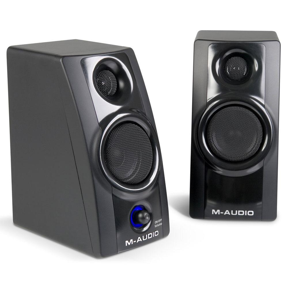 Enceintes monitoring M-Audio Studiophile AV 20 Enceintes de monitoring 2.0