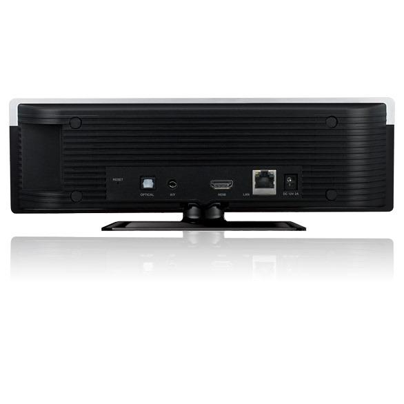 Lecteur multimédia LG DP1B Passerelle multimédia Full HD DLNA 1.5
