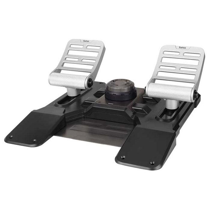 saitek pro flight combat rudder pedals joystick saitek sur. Black Bedroom Furniture Sets. Home Design Ideas
