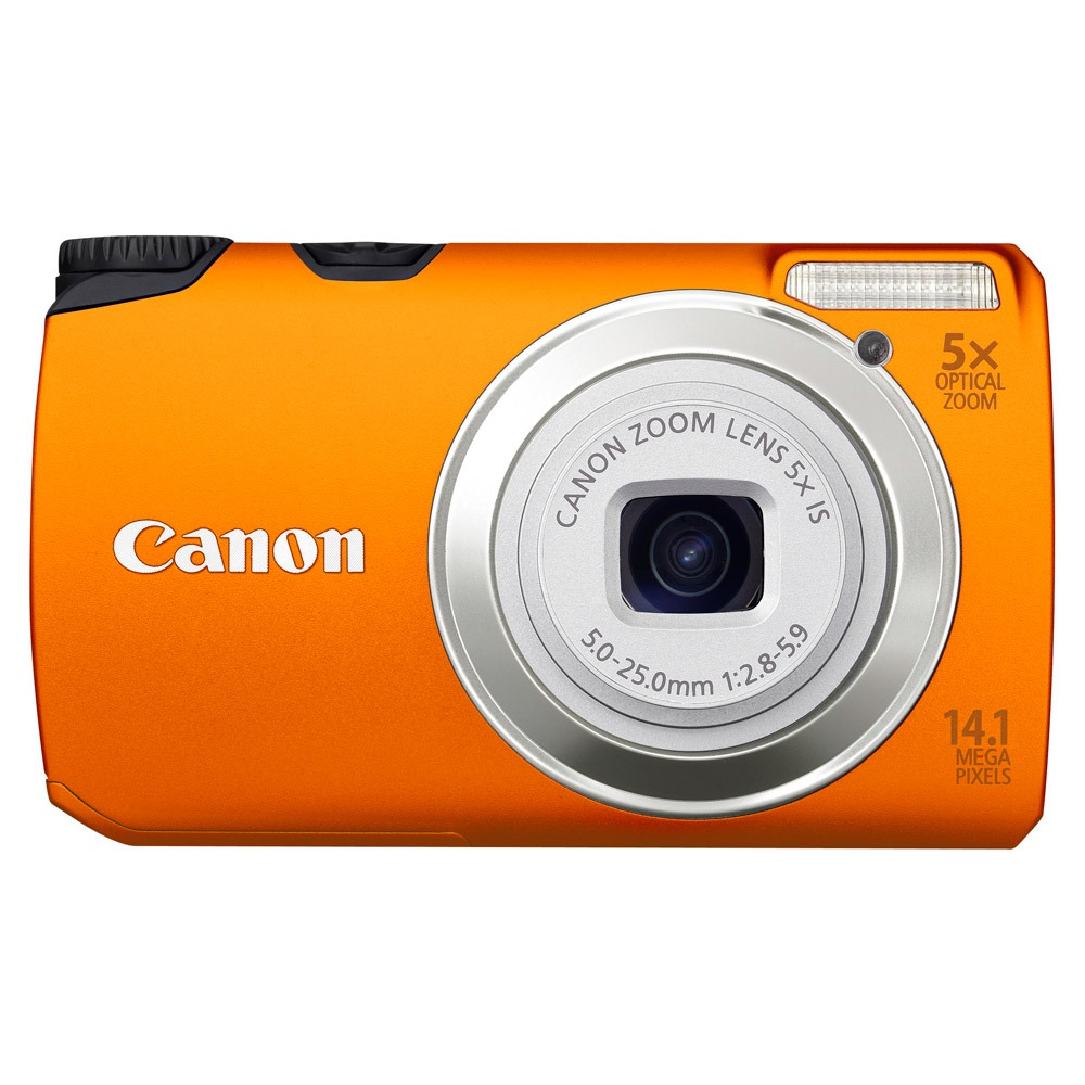 canon powershot a3200 is orange appareil photo num rique canon sur. Black Bedroom Furniture Sets. Home Design Ideas