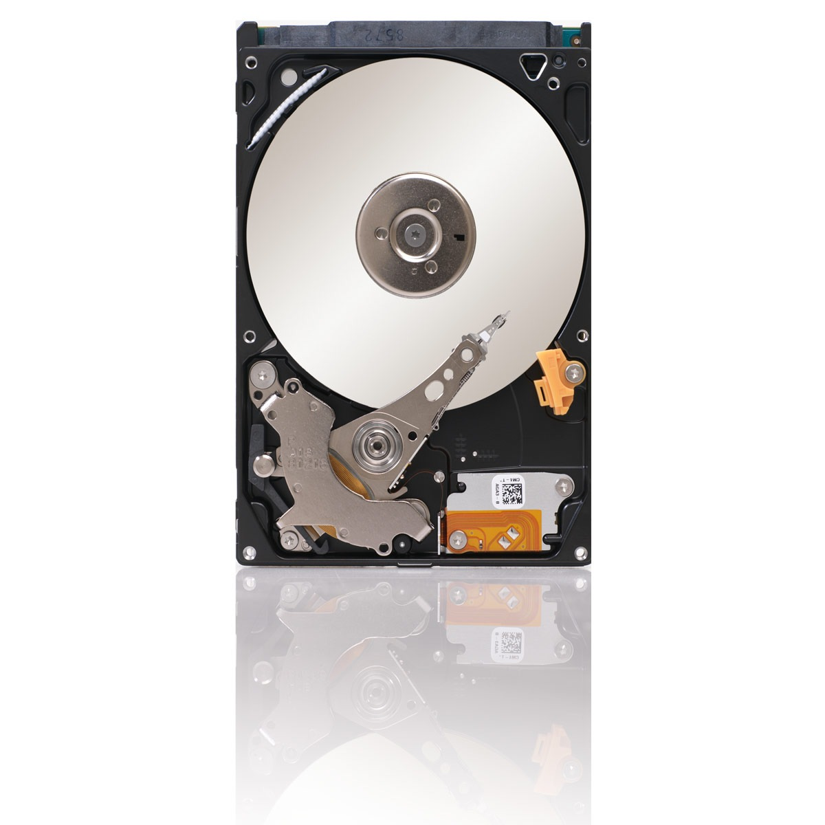 """Disque dur interne Seagate Momentus 7200.4 - 500 GB G-Force Protection Seagate Momentus 7200.4 G-Force Protection - 500 Go 2""""1/2 7200 RPM 16 Mo Serial ATA II (bulk)"""