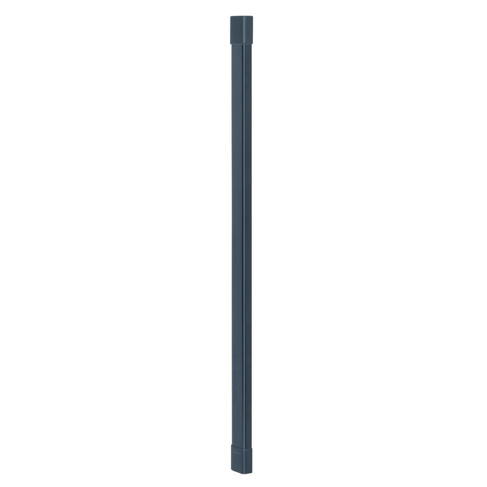 Vogel 39 s cable 4 noir support mural tv vogel 39 s sur for Cache cable mural