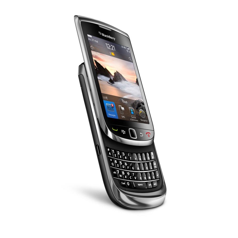 Blackberry torch 9800 xqisit xq4047 mobile for Photo ecran blackberry
