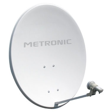 Antenne Metronic Athena 100 Parabole 1 m + LNB universel
