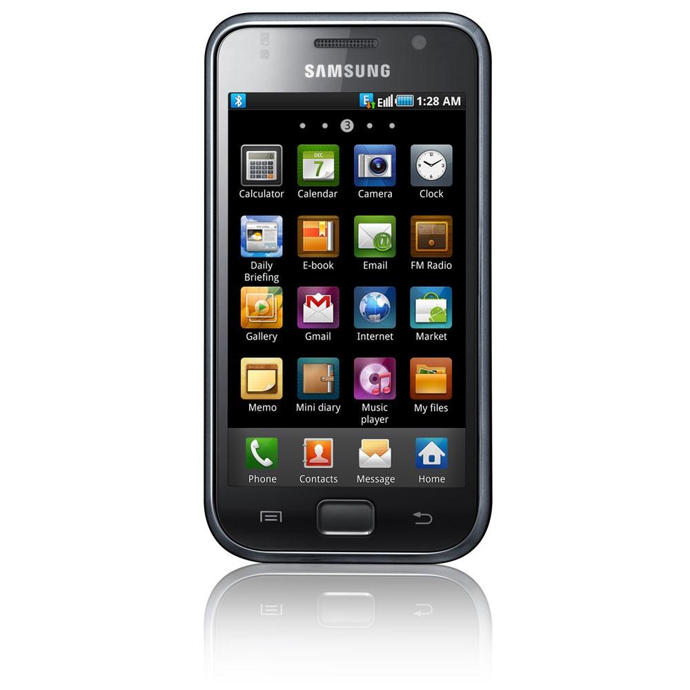 samsung galaxy sl gt i9003 mobile smartphone samsung sur. Black Bedroom Furniture Sets. Home Design Ideas