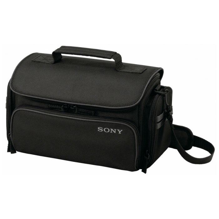 Sony lcs u30 sacoche cam scope sony sur for Housse camescope