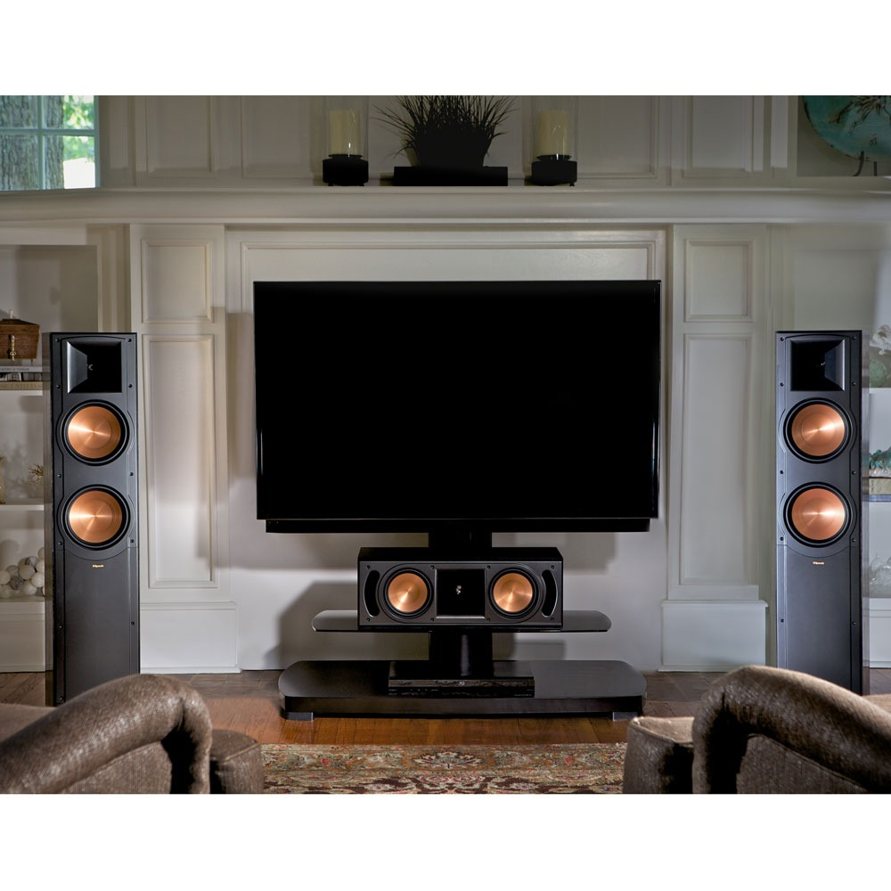 klipsch rf 82 mkii cherry par paire enceintes hifi klipsch sur. Black Bedroom Furniture Sets. Home Design Ideas