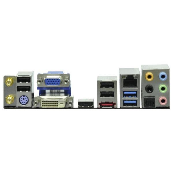 Carte mère ASRock H67M-ITX/HT Carte mère Mini ITX Socket 1155 Intel H67 Express