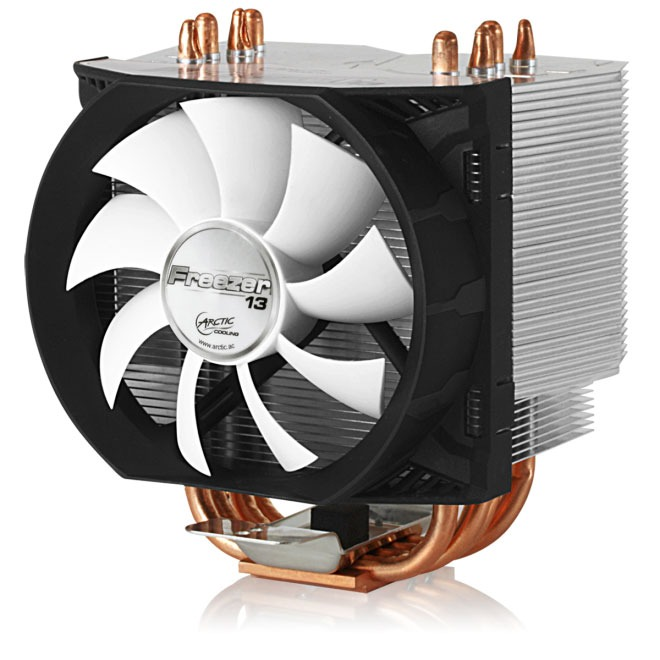 Ventilateur processeur Arctic Freezer 13 Ventilateur processeur (pour socket Intel 775/1150/1151/1155/1156/1366 et AMD 754/939/AM2/AM2+/AM3)