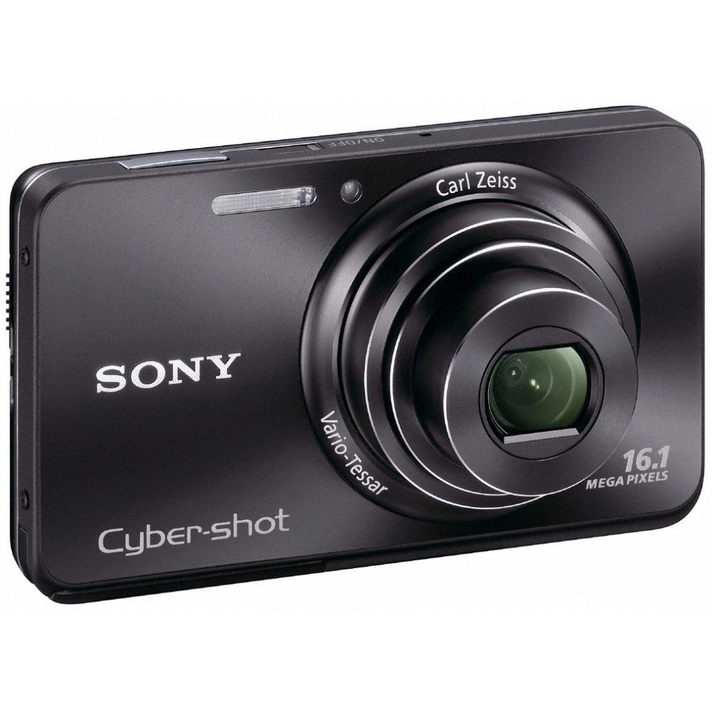 Appareil photo numérique Sony CyberShot DSC-W580 Noir Sony CyberShot DSC-W580 Noir - Appareil photo 16.1 MP - Zoom grand-angle 4x - Vidéo HD