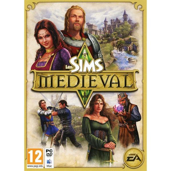Jeux PC Les Sims Medieval (PC/MAC) Les Sims Medieval (PC/MAC)