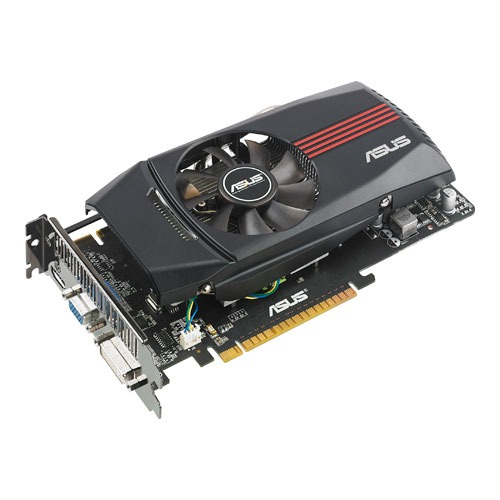 Carte graphique ASUS ENGTX550 Ti DC TOP/DI/1GD5 1 Go 1024 Mo DVI/HDMI - PCI Express (NVIDIA GeForce avec CUDA GTX 550 Ti)