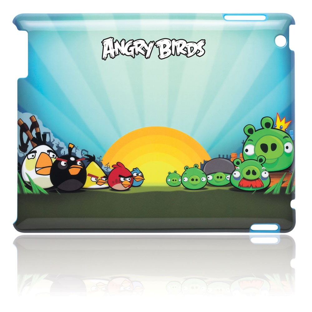 Accessoires Apple Gear4 Angry Birds iPad 2 Family Gear4 Angry Birds iPad 2 Family - Coque pour iPad 2