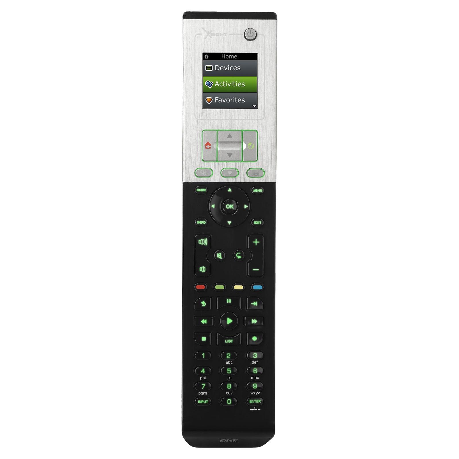 Télécommande One For All Xsight Plus Télécommande universelle 12 en 1