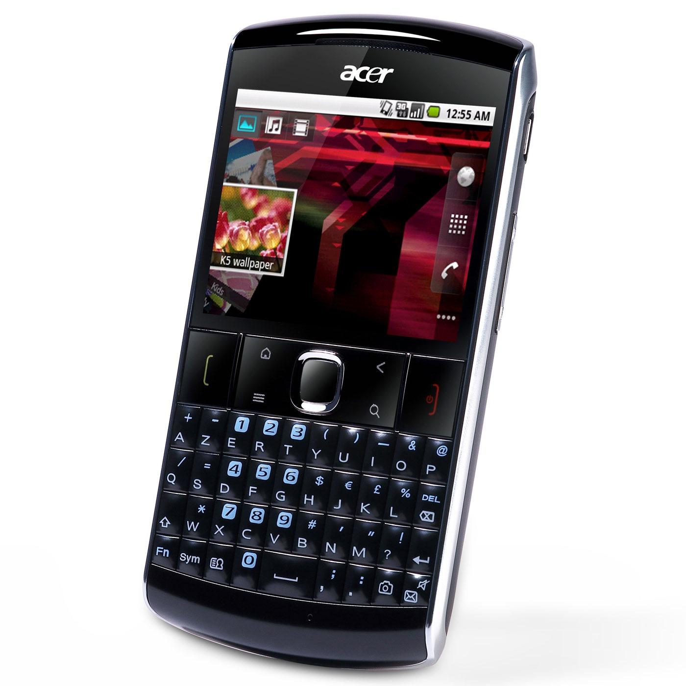 Acer BeTouch E210 Noir