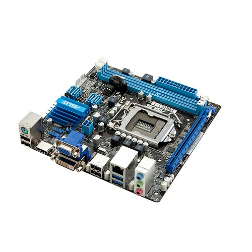 Carte mère ASUS P8H61-I (REV 3.0) Carte mère Mini ITX Socket 1155 Intel H61 Express (garantie 3 ans)