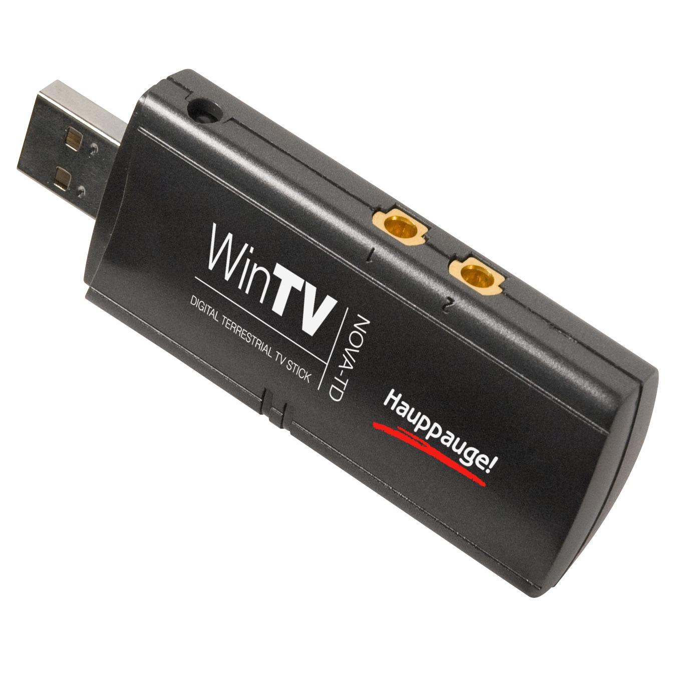Tuner TNT USB Hauppauge WinTV-Duet Double tuner TNT HD sur port USB