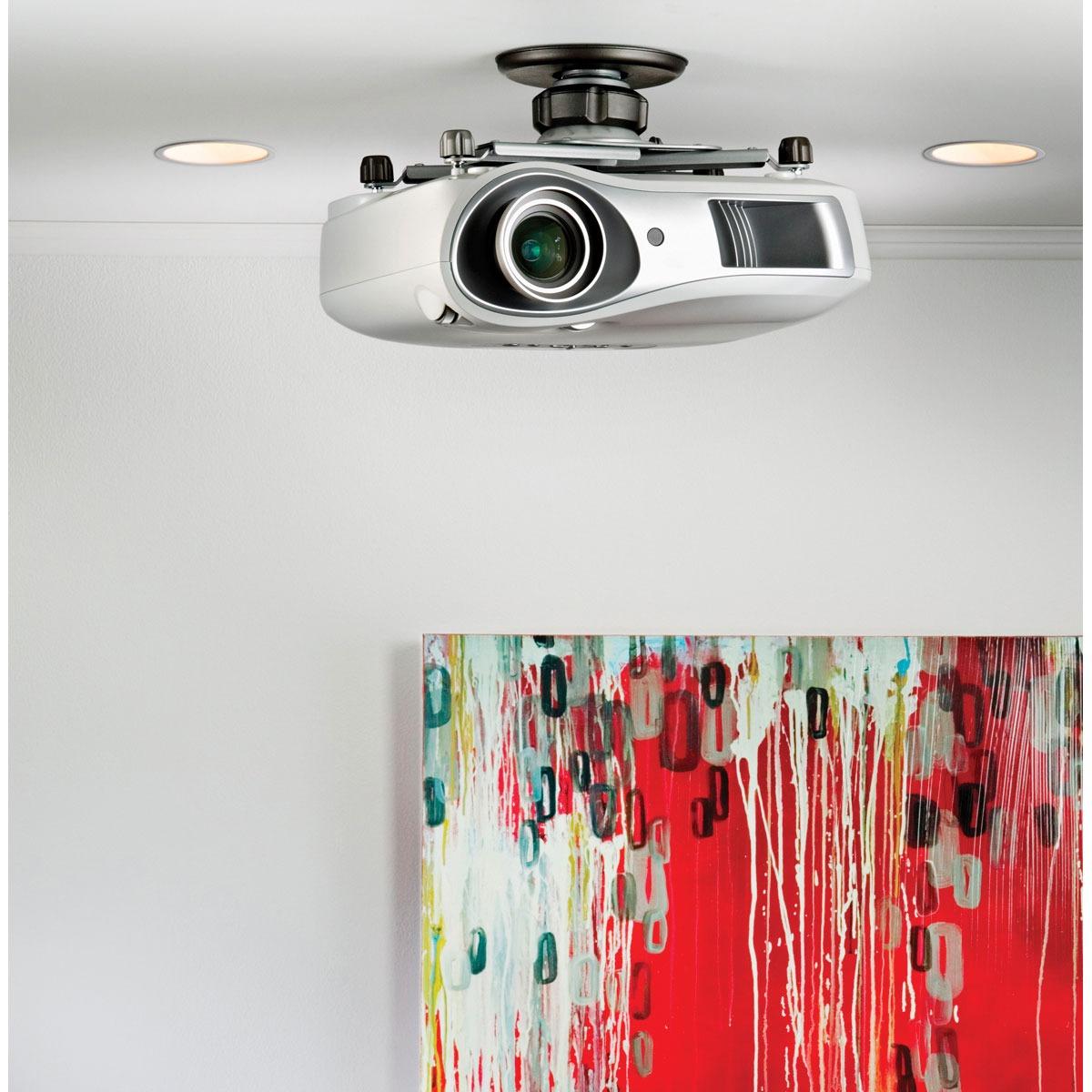 ergotron neo flex 60 623 support plafond vid oprojecteur ergotron sur. Black Bedroom Furniture Sets. Home Design Ideas
