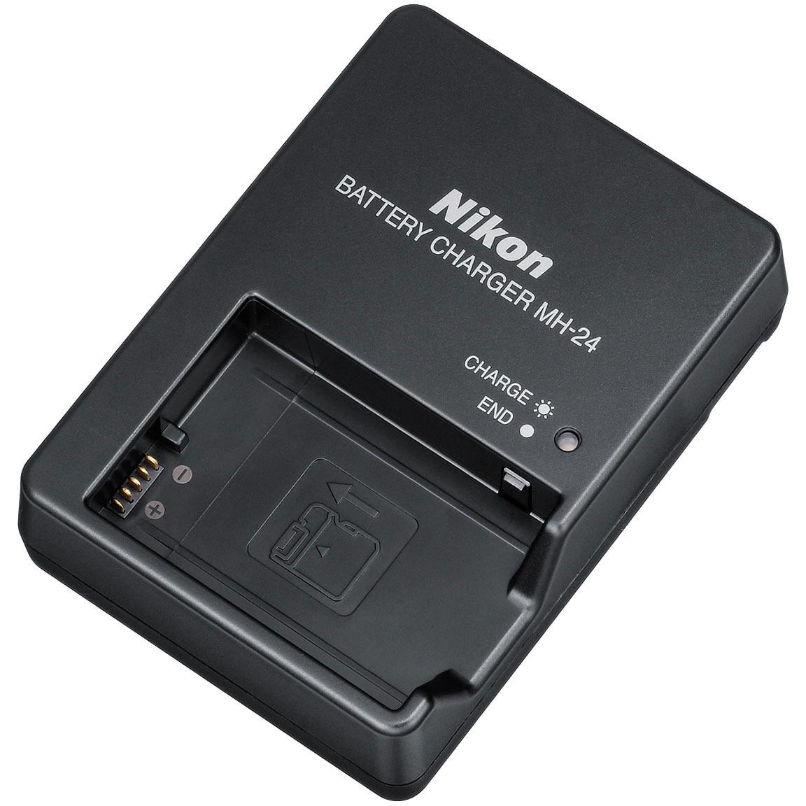 Chargeur appareil photo Nikon MH-24 Chargeur de batterie (pour D3100)
