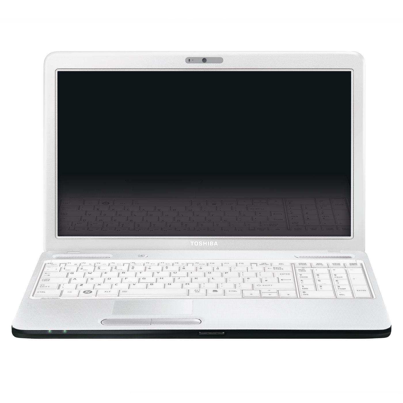 Toshiba Satellite C660 246 Blanc