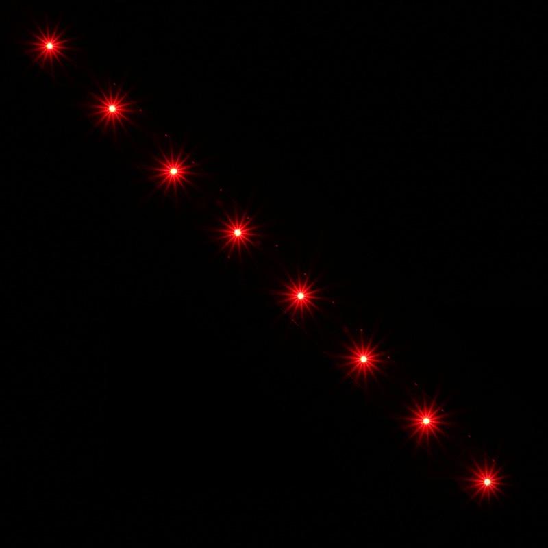 Lamptron Flexlight Pro 30 Leds Smd Rouge N 233 On Pc