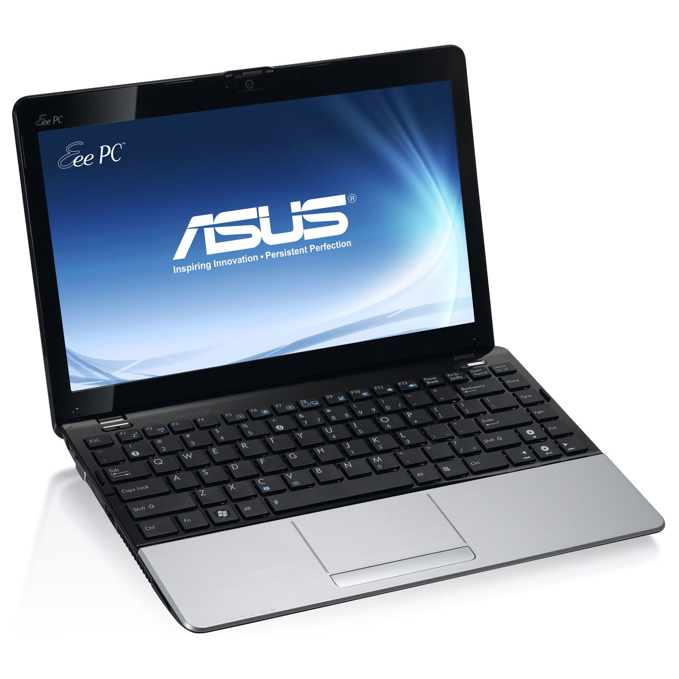 asus eee pc 1215b siv122m argent asus sur. Black Bedroom Furniture Sets. Home Design Ideas