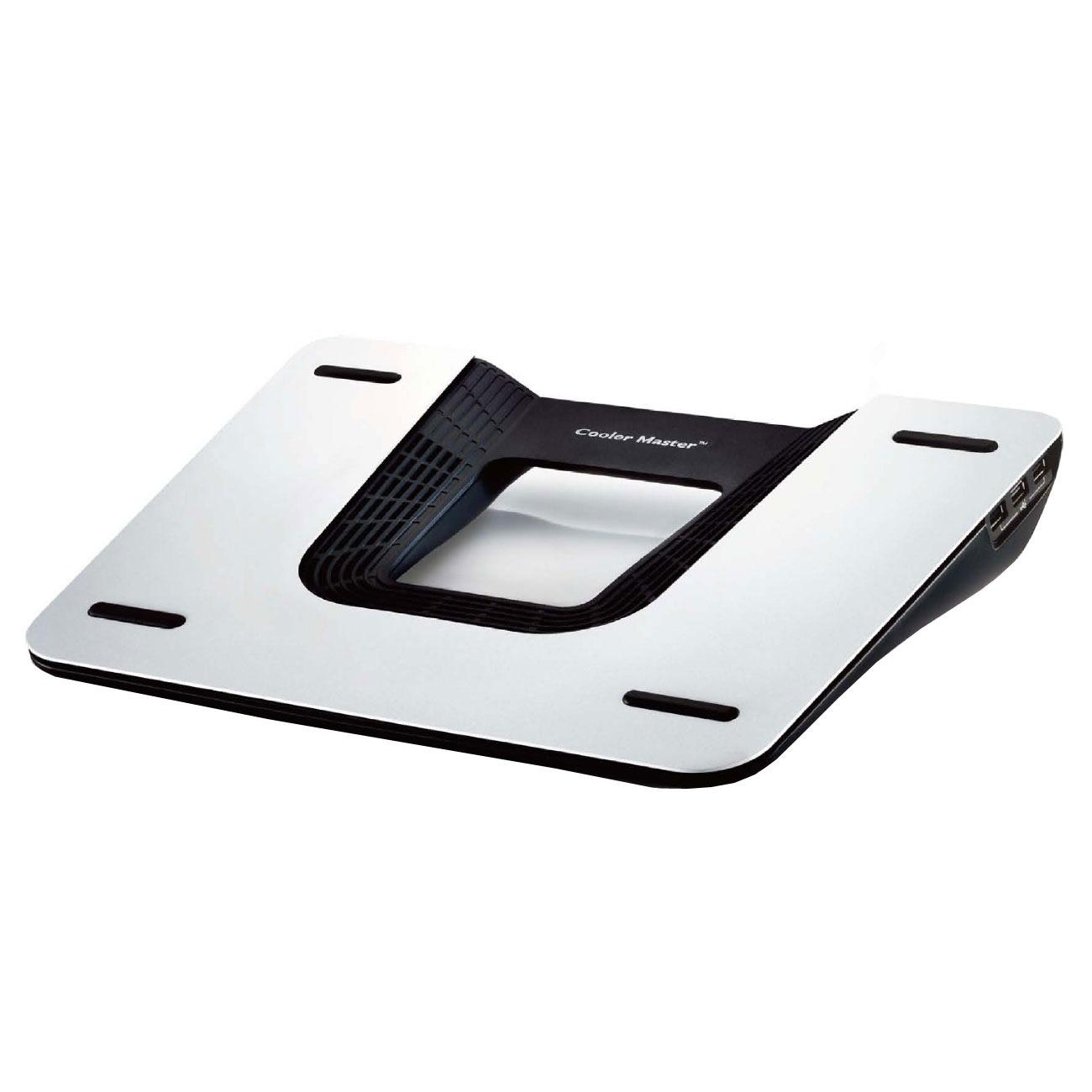 cooler master notepal u3 plus noir ventilateur pc autos post. Black Bedroom Furniture Sets. Home Design Ideas
