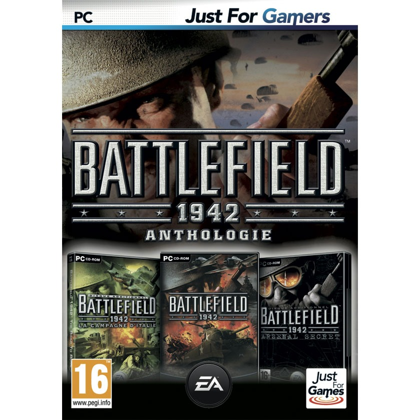 Jeux PC Battlefield 1942 Anthologie (PC) Battlefield 1942 Anthologie (PC)
