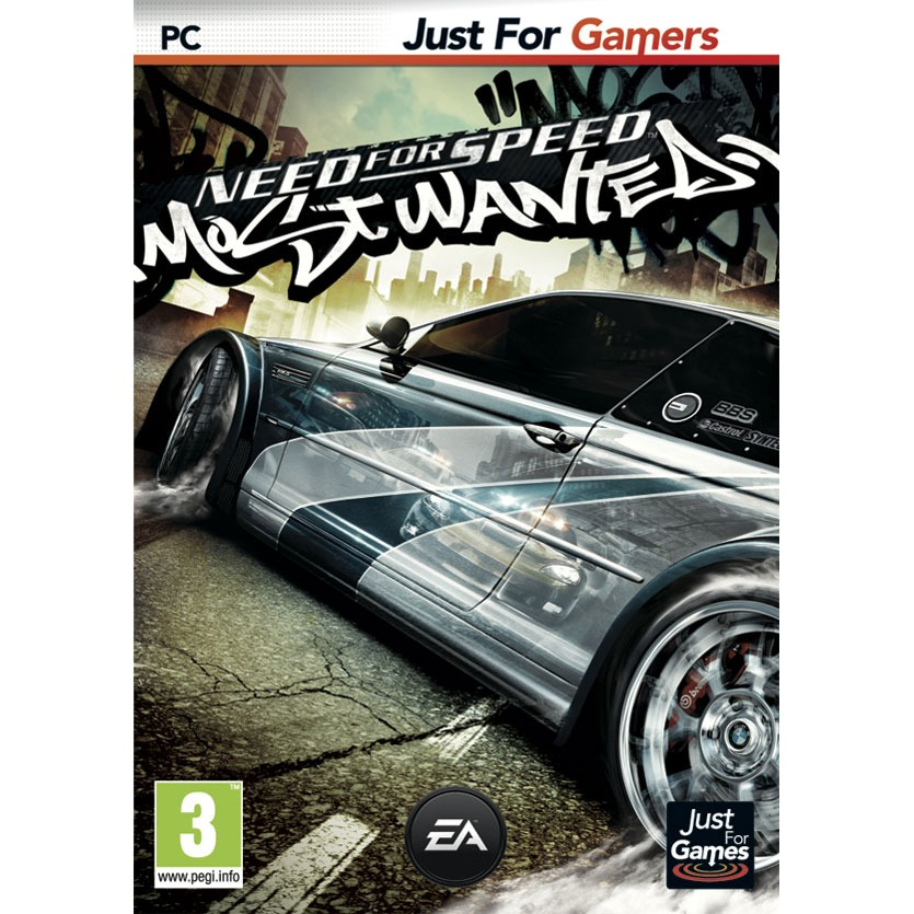 need for speed most wanted pc jeux pc electronic arts sur. Black Bedroom Furniture Sets. Home Design Ideas