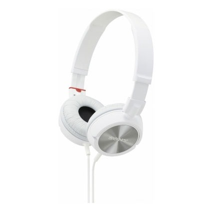 Casque Sony MDR-ZX300 Blanc Casque supra-auriculaire fermé