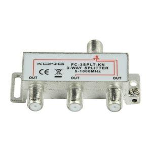 repartiteur coaxial  voies type  na achat cables