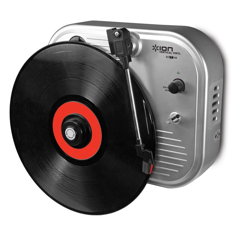 ion vertical vinyl platine vinyle ion audio sur. Black Bedroom Furniture Sets. Home Design Ideas