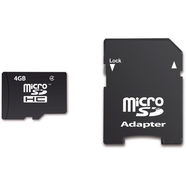 Integral micro sdhc 4 go 1 adaptateur sd carte m moire - Mon ordinateur ne lit plus les cartes sd ...