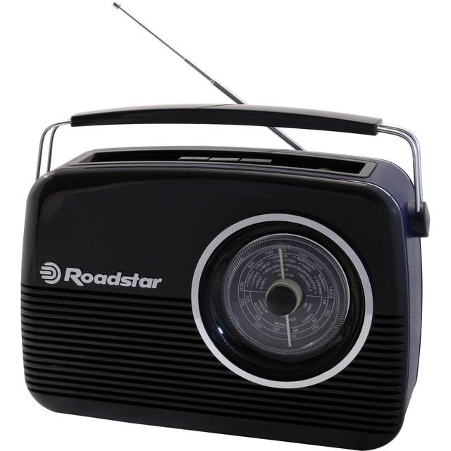 roadstar tra 1957 noir radio radio r veil roadstar sur. Black Bedroom Furniture Sets. Home Design Ideas