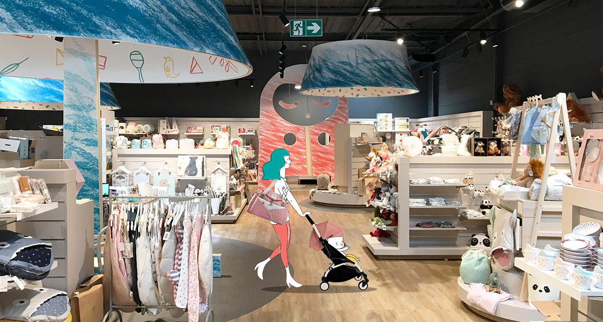 Boutique L'Armoire de Bébé à Limonest