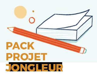 Pack projet jongleur