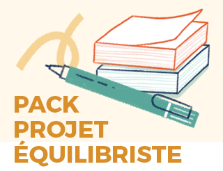 Pack projet équilibriste