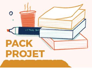 Pack projet voltigeur