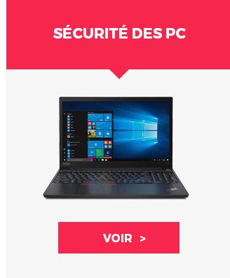Sécurité des PC - Voir ›