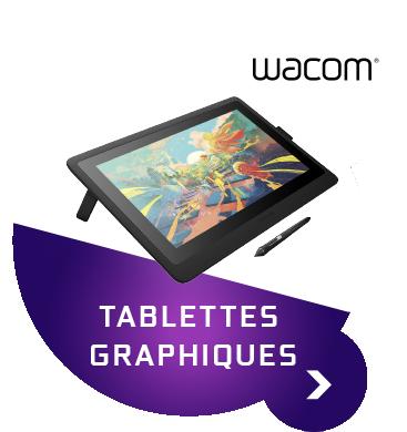 Tablettes graphiques