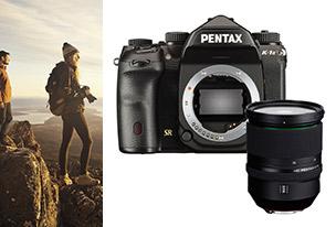 Pentax K-1 Mark II + 24-70 2.8