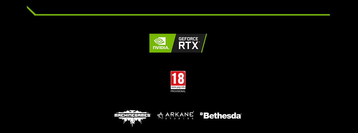 Nvidia Geforce RTX | PEGI 18