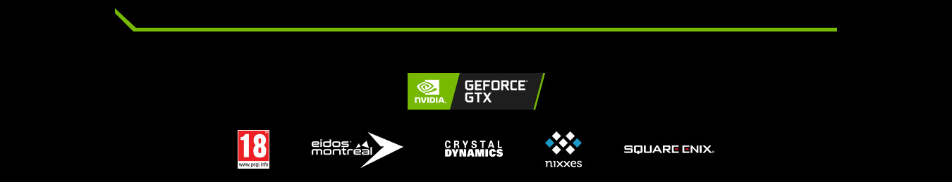 Nvidia Geforce GTX | PEGI 18
